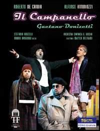 Copertina DVD Il Campanello di Gaetano Donizetti