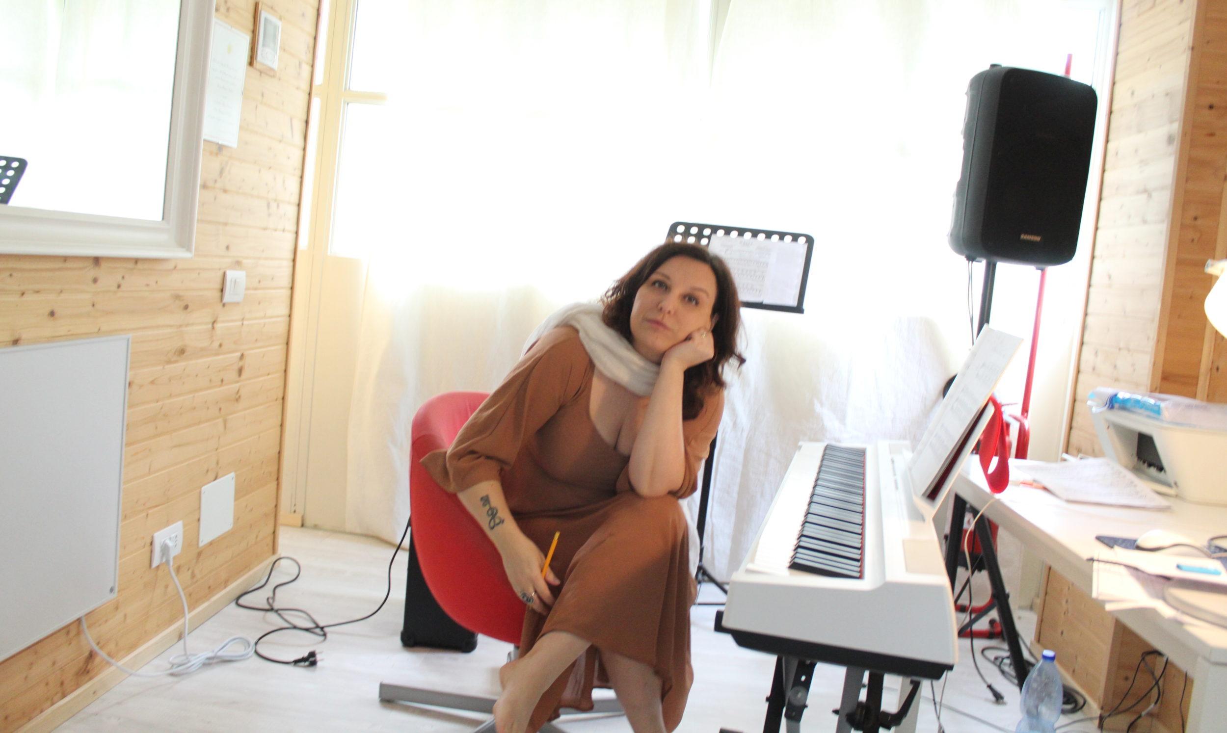 Elena Bresciani Mezzosoprano